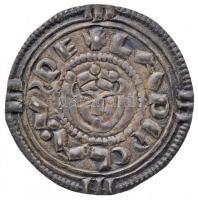 1077-1095. Denár Ag I. László (0,68g) T:2,2- /  Hungary 1077-1095. Denar Ag Ladislaus I (0,68g) C:XF,VF Huszár: 23, Unger I.: 19.
