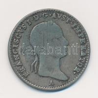 Ausztria 1833A 3kr Ag II. Ferenc (1,59g) T:2-,3 k. Austria 1833A 3 Kruzer Ag Franz II (1,59g) C:VF,F scratch Krause KM#2121