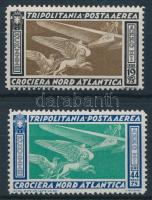 1933 Róma-Chicago repülés sor Mi 196-197
