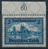 1930 Forgalmi ívszéli bélyeg Mi 440