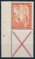 1933 Bélyegfüzetlap összefüggés W 51