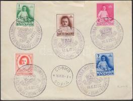 1938 Alkalmi boríték