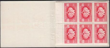 1949 UPU bélyegfüzet 3 X C változat (35.000)