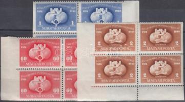 1949 UPU négyestömbök (10.000)