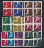 1947 Szabadsághőseink négyestömbök (10.000)