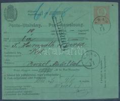1871 Postautalvány ARAD