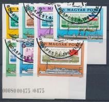 1981 Duna vágott sor (4.000)