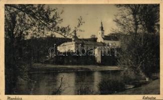 Munkács, Mukacheve; Kolostor / monastery (EK)