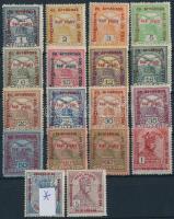 1915 Hadisegély II. sor, csak a 2K falcos (9.100)