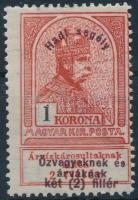 1914 Hadisegély 1K (13.000)