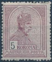1913 Turul 5K (9.000)