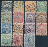 1908/1909 15 klf érték