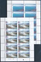 2001 Europa CEPT: Éltető víz kisív sor Mi 431-432