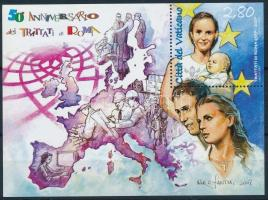 50th anniversary of Treaty of Rome block, 50 éves a Római Szerződés blokk