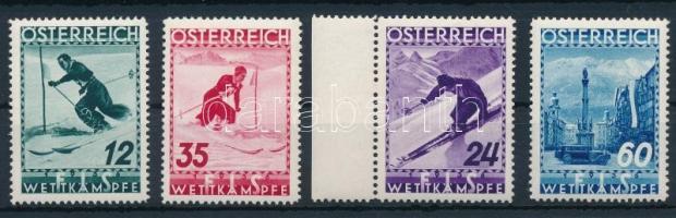 1936 FIS VB, Innsbruck sor Mi 623-626