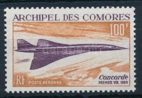 Concorde, Concorde repülő