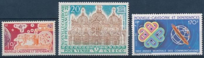 1971-1983 3 stamps, 1971-1983 3 klf bélyeg