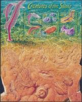 Őskori állatok blokk, Prehistoric animals block