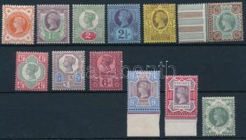 1887 Forgalmi sor Mi 86-97