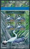 2008 WWF: Madarak kisívsor Mi 611-614