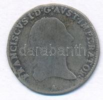 Ausztria 1820A 20kr Ag (1,63g) I. Ferenc T:3  Austria 1820A 20 Kreuzer Ag Franz I (1,63g) C:F Krause KM#2118