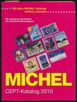 Michel CEPT katalógus 2010