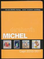 Michel CEPT katalógus 2010/2011