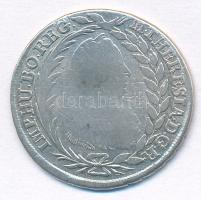 Ausztria 1777IC-FA 20kr Ag Mária Terézia (6,30g) T:3 anyagfelesleg Austria 1772IC-FA 20 Kreuzer Ag Maria Theresia (6,30g) C:F excess material Krause KM#1999