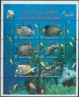 Fishes block, Halak blokk