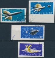1961 Vénusz-rakéta vágott sor (6.000)