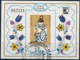 1985 Bélyegnap (58.) vágott blokk (3.500)
