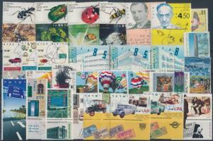 27 diff stamps + stripe of 3, 27 klf bélyeg + 3-as csík