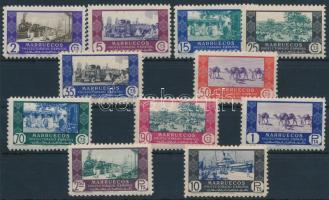 1948 Kereskedelem sor Mi 270-280