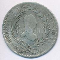Ausztria 1765. 10kr Ag Mária Terézia (3,57g) T:2-,3 Austria 1765. 10 Kreuzer Ag Maria Theresia (3,57g) C:VF,F