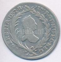 Csehország / Történelmi tartomány 1764. 10kr Ag Mária Terézia (3,51g) T:2-,3 Bohemia 1764. 10 Kreuzer Ag Maria Theresia (3,51g) C:VF,F