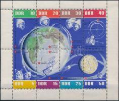 1962 Szovjet űrutazás kisív Mi 926-933