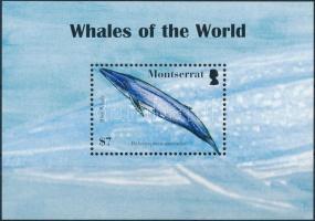 2008 Kék bálna blokk Mi 122