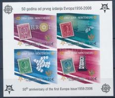 2006 50 éves az Europa CEPT bélyeg blokk Mi 2 B