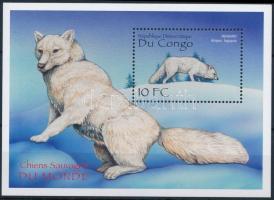 Arctic fox block, Sarki róka blokk