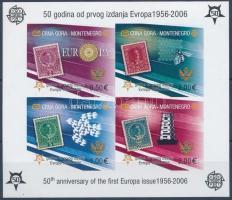 Europa CEPT block 50 éves az Europa CEPT blokk