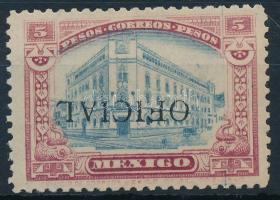 1916 Fordított felülnyomás Mi 89