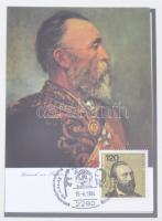 1984 Hamburgi UPU kongresszusra kiadott német bélyegek FDC-k, alkalmi borítékok, emlékívek, emléklapok, dokumentáció hivatalos falcmentes albuma, gyűrűs borítóval