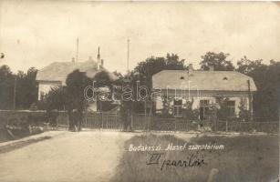 1927 Budakeszi, József főherceg szanatórium, VI. pavilon, photo (EK)