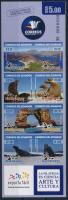 2011 Galápagos-szigetek öntapadós kisív Mi 3268-3275