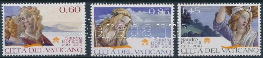 Botticelli set, Botticelli sor