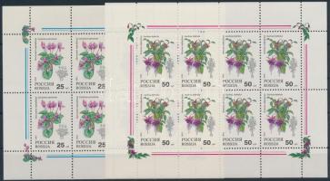 1993 Virág kisívsor Mi 298-299