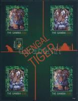 INDIPEX Stamp Exhibition in New Delhi mini sheet, INDIPEX bélyegkiállítás Új-Delhi kisív