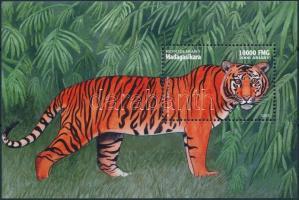 1999 Tigris blokk Mi 293