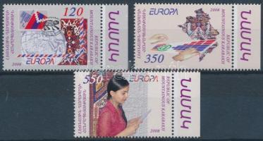 Europa CEPT, A levél ívszéli sor Europa CEPT, The letter margin set