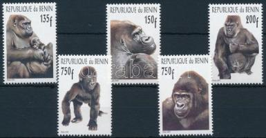 2001 Gorilla sor Mi 1327